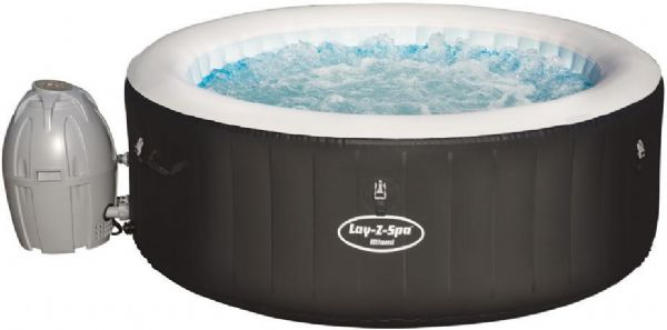 Image of   Lay-Z-Spa Miami 669L 180x66cm - Bestway wellness bassin 54123