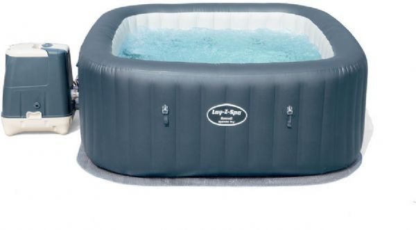 Image of   Lay-Z-Spa Hawaii 795L 180x180x71cm - Bestway wellness bassin 54138