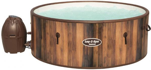 Image of   Lay-Z-Spa Helsinki 1.123L 180x66cm - Bestway wellness bassin 54189