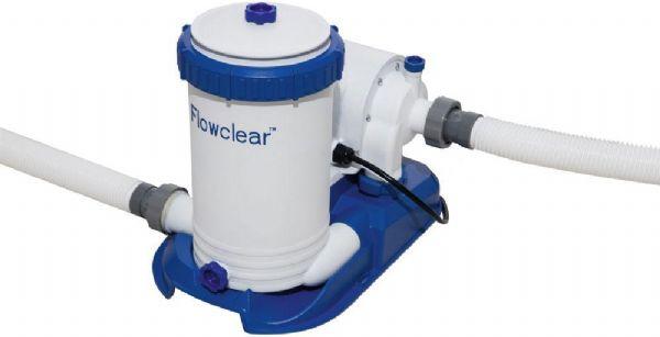 Image of Flowclear filterpumpe 9.463L - Bestway 58391 (219-058391)