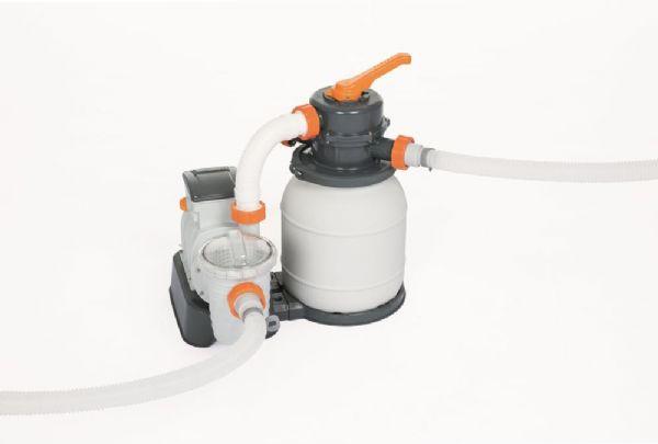 Image of Flowclear Sandfilterpumpe 3.785L - Bestway 58495 (219-058495)