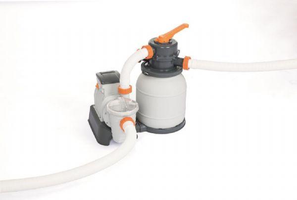 Image of Flowclear Sandfilterpumpe 5.678L - Bestway 58497 (219-058497)