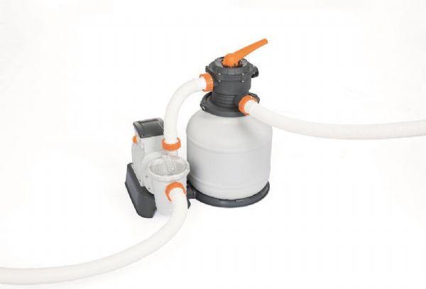 Image of Flowclear Sandfilterpumpe 7.751L - Bestway 58499 (219-058499)
