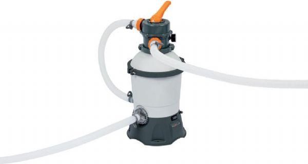 Image of   Flowclear Sandfilterpumpe 3.028L - Bestway 58515