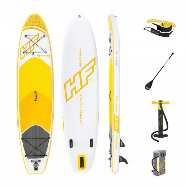 Image of   Aqua Cruise Paddle Board 320x76x15cm - Hydro Force paddle board 65329