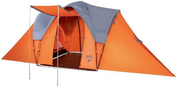 Image of   Pavillo Telt Campbase X6 610x240x210 - Bestway telte 68016