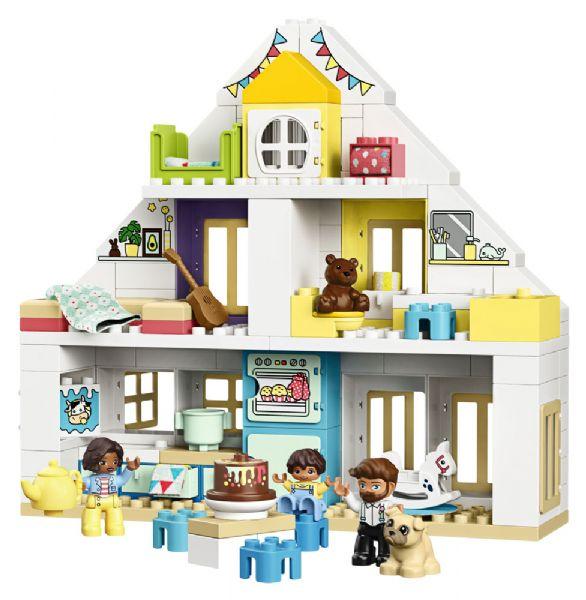 Modullegehus - LEGO Duplo 10929 - Byggeklodser - LEGO