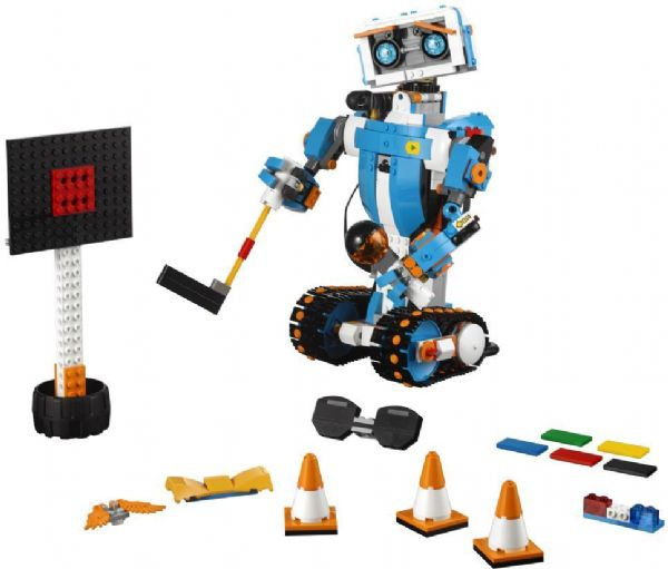 Image of   LEGO Boost Kreativ værktøjskasse - LEGO Boost 17101