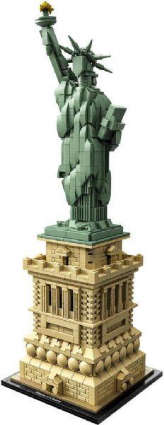 Image of Frihedsgudinden - Lego 21042 Architecture (22-021042)
