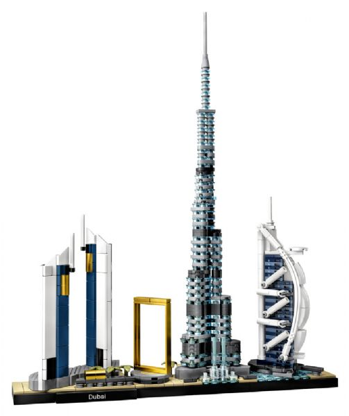Image of   Dubai - LEGO Architecture 21052
