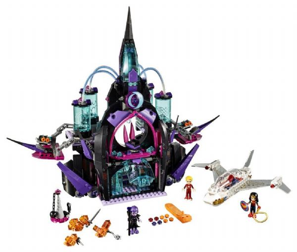 Image of   Eclipsos mørke slot - LEGO 41239 DC Super Hero Girls