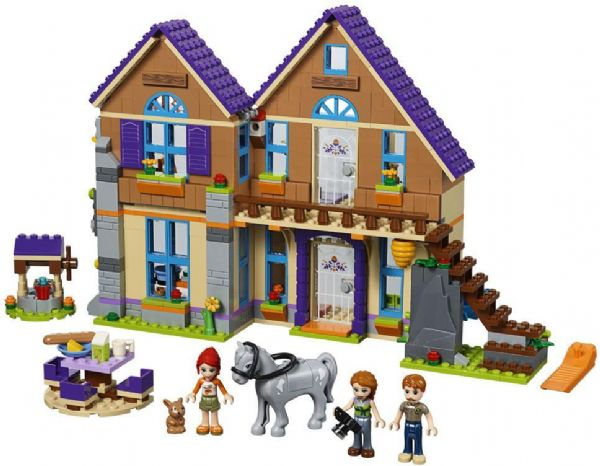 Image of   Mias hus - LEGO Friends 41369