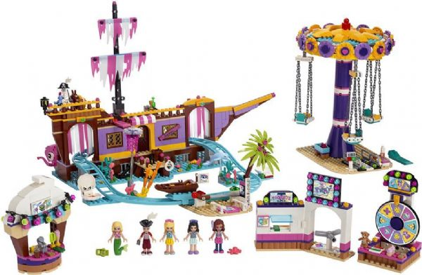 Image of   Heartlake forlystelsesmole - LEGO Friends 41375