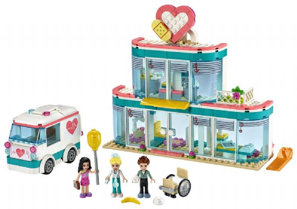 Image of   Heartlake hospital - LEGO Friends 41394