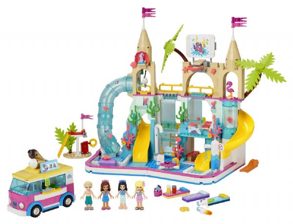 Sommerbadeland - LEGO Friends 41430 - Byggeklodser - LEGO