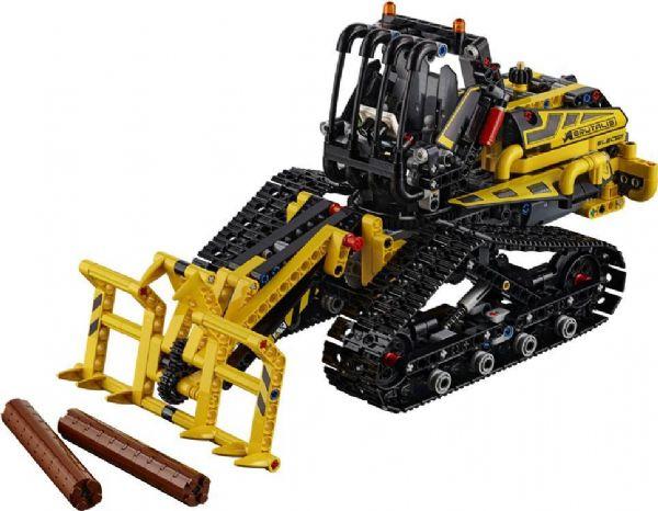 lego Læssemaskine med larvefødder - lego technic 42094 fra eurotoys