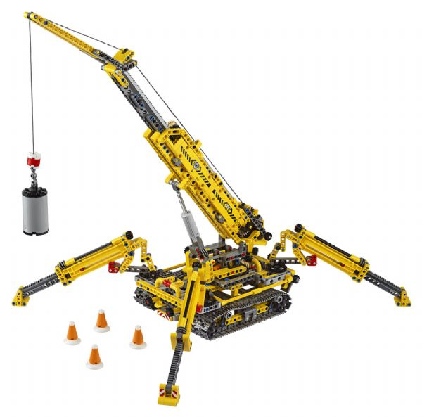 Spindelkran - LEGO Technic 42097 - Byggeklodser - LEGO