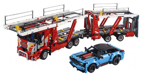 Image of   Biltransport - LEGO Technic 42098