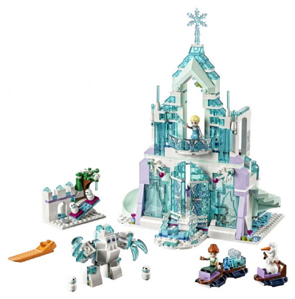 Image of   Elsas magiske ispalads - LEGO Disney Princess 43172