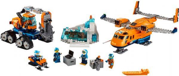lego Polarforsyningsfly - lego city 60196 fra eurotoys