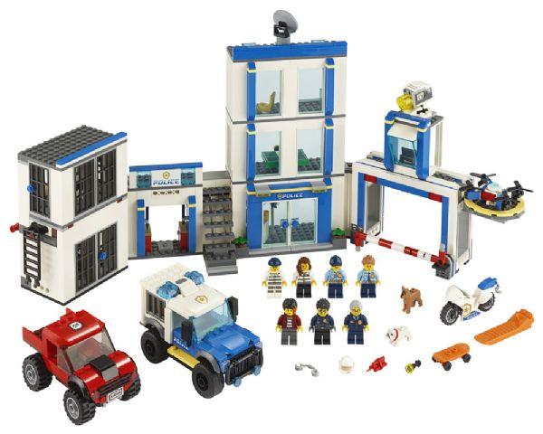Image of   Politistation - LEGO City 60246