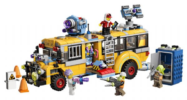 Image of   Paranormal fangstbus 3000 - LEGO Hidden Side 70423