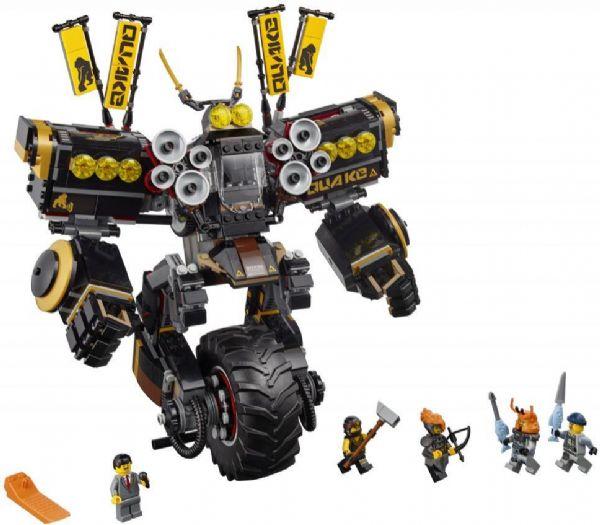 Image of Jordskælvsrobot - LEGO Ninjago 70632 (22-070632)