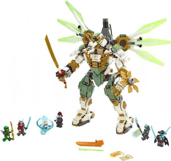 Image of   Lloyds kæmperobot - LEGO Ninjago 70676