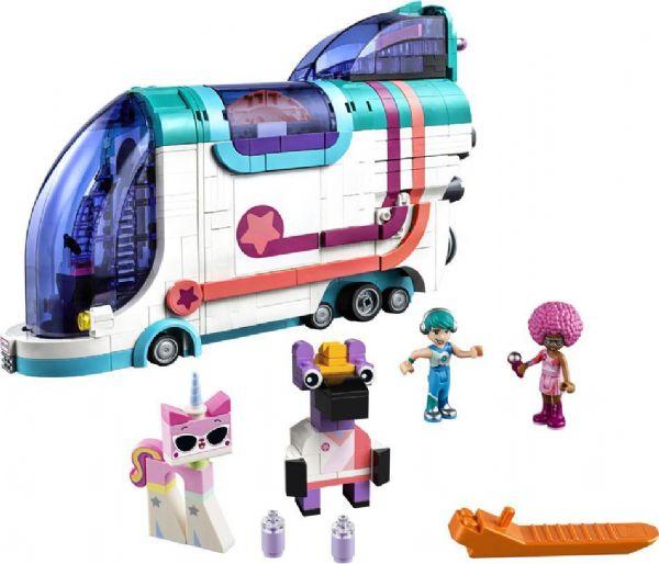 lego – Pop op-festbus - lego the movie 2 70828 fra eurotoys
