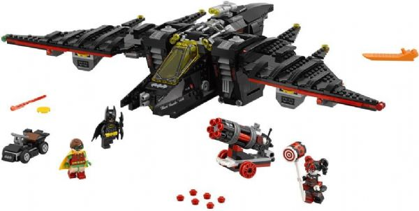 Image of   Batvingen - LEGO 70916 Batman Movie