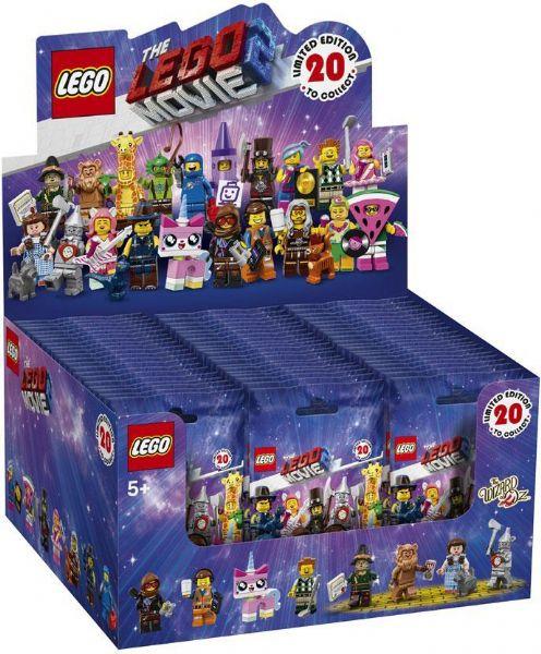 lego Minifigurer lego the movie 2 kasse - lego 71023x minifigurer fra eurotoys