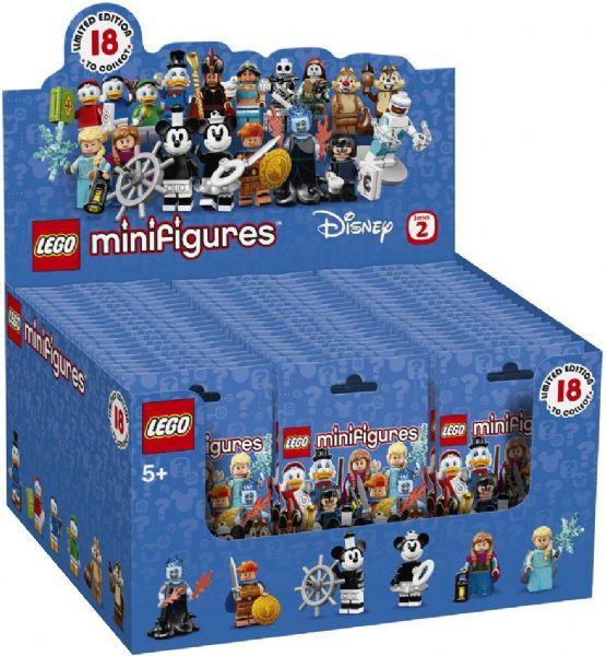 Minifigurer LEGO Disney Kasse - LEGO minifigurer 71024X - - LEGO