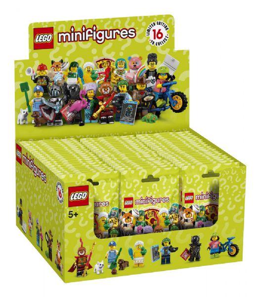 Minifigurer LEGO Serie 19 Kasse - LEGO minifigurer 71025X - - LEGO