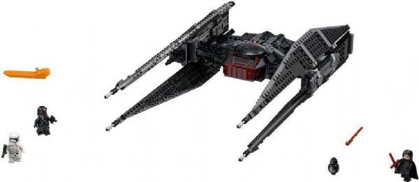 Image of   Kylo Rens TIE Fighter - LEGO 75179 Star Wars Episode VII