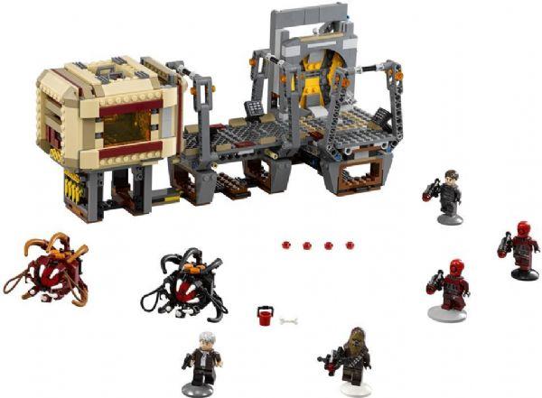 Rathtar-flugt - LEGO 75180 Star Wars Episode VII - - LEGO