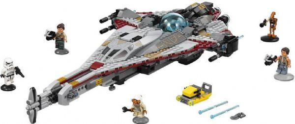Image of Arrowhead - LEGO 75186 Star Wars Classic (22-075186)