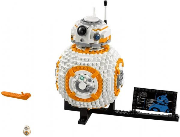 Image of BB-8 - LEGO 75187 Star Wars Classic (22-075187)