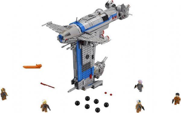 Resistance Bomber - LEGO 75188 Star Wars Classic - Byggeklodser - LEGO