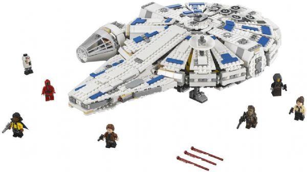 Image of Kessel togt Millennium Falcon - LEGO Star Wars 75212 (22-075212)