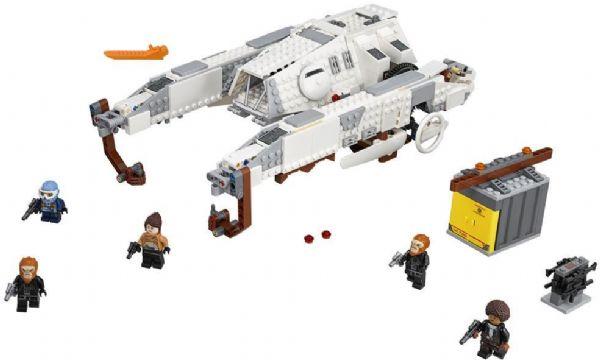 Image of Kejserlig AT-løfter - Lego Star Wars 75219 (22-075219)