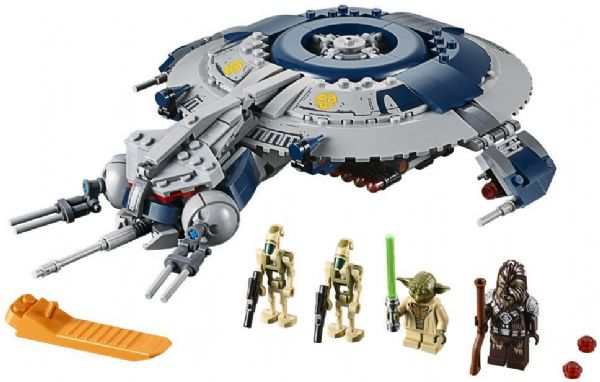 Image of Droidekampskib - Lego Star Wars 75233 (22-075233)