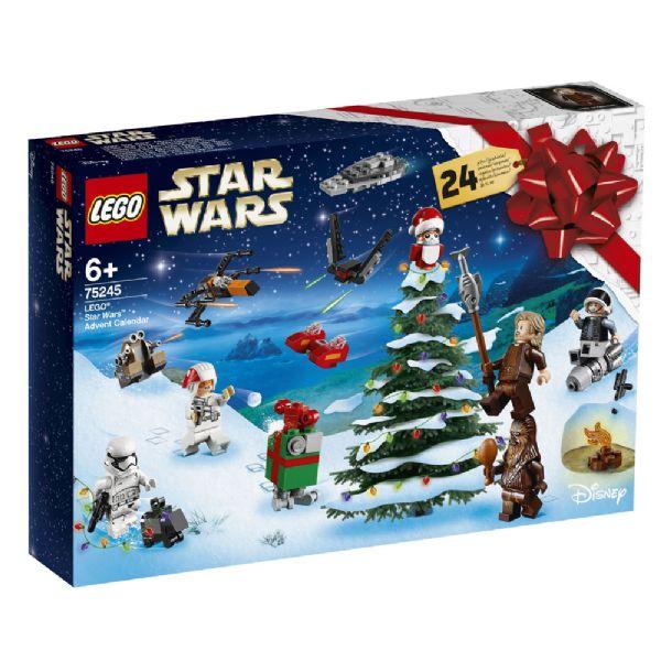 Image of   LEGO Star Wars Julekalender 2019 - LEGO Star Wars julekalender 75245
