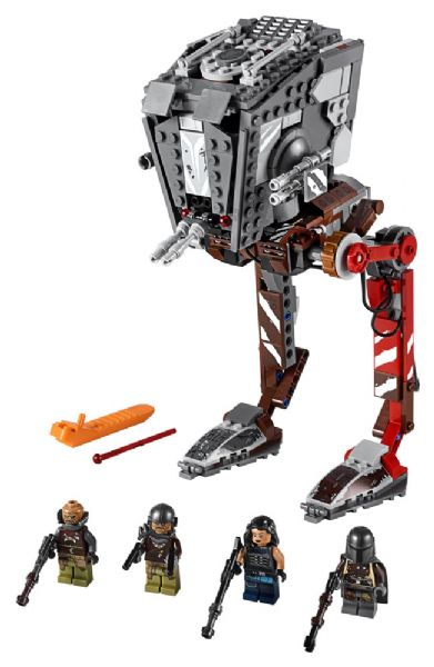 Image of   AT-ST Raider - LEGO Star Wars 75254