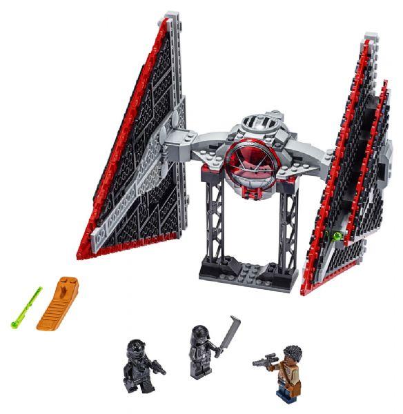 Sith TIE-jager - LEGO Star Wars 75272 - Byggeklodser - LEGO