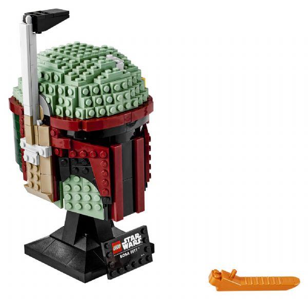 Image of   Boba FettsT hjelm - LEGO Star Wars 75277
