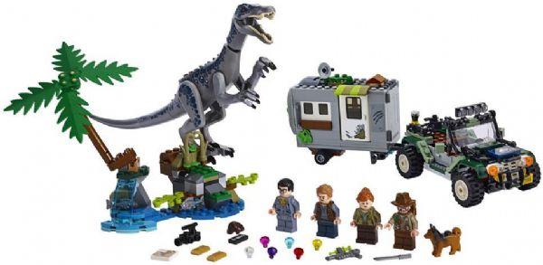 Image of Baryonyx-kamp: Skattejagten - Lego Jurassic World 75935 (22-075935)