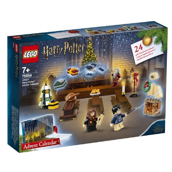 Image of   LEGO Harry Potter Julekalender 2019 - LEGO Harry Potter julekalender 75964