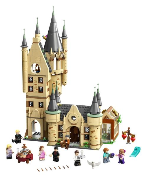 HogwartsT Astronomitårnet - LEGO Harry Potter 75969 - Byggeklodser - LEGO