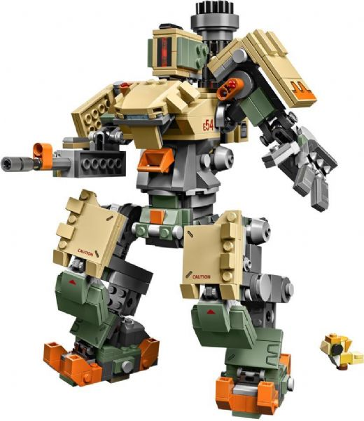 Image of   Bastion - LEGO Overwatch 75974