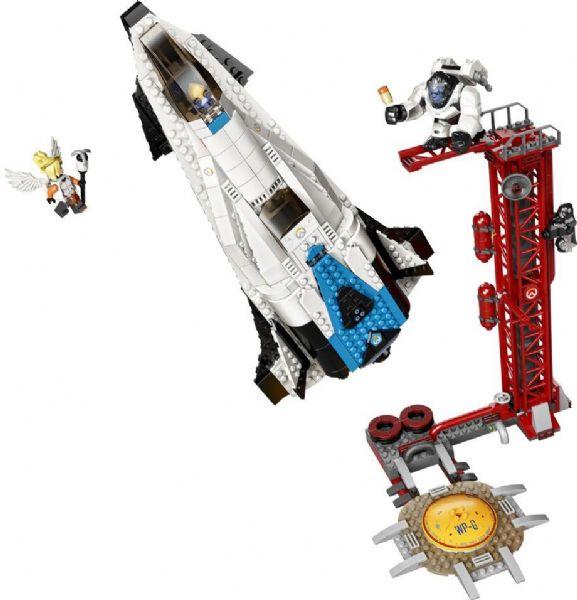 Watchpoint: Gibraltar - LEGO Overwatch 75975 - - LEGO